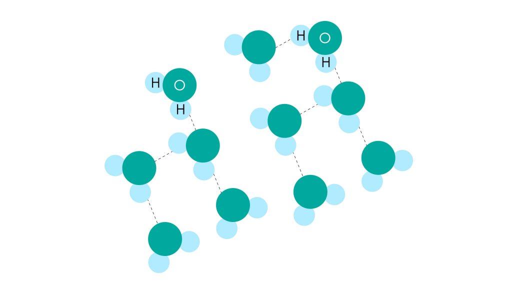 水分子 組成
