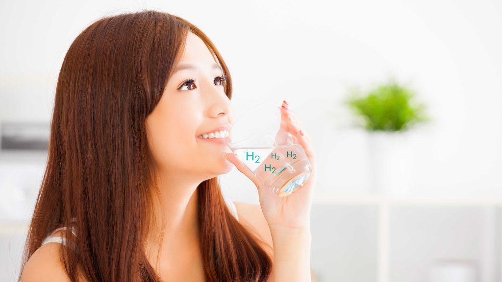 喝氫水的功效