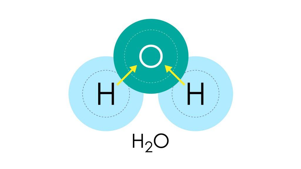 水是極性分子