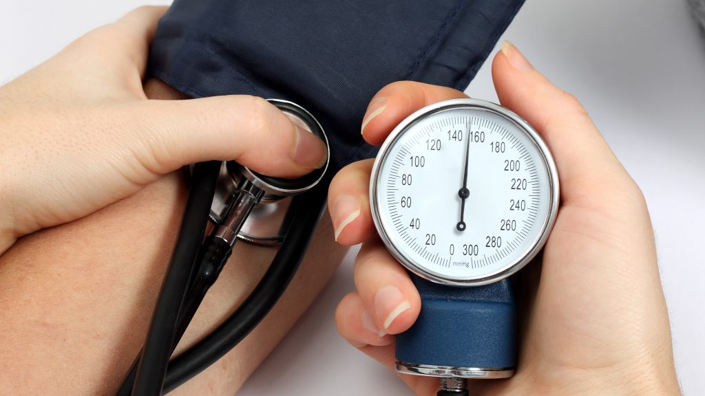 氫水高血壓