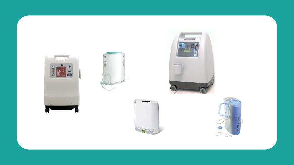 氧氣機屬於醫療器材,須經過醫生評估後才能使用